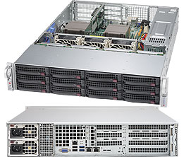 Heavyweight Dual Intel Xeon E5 Dedicated Server